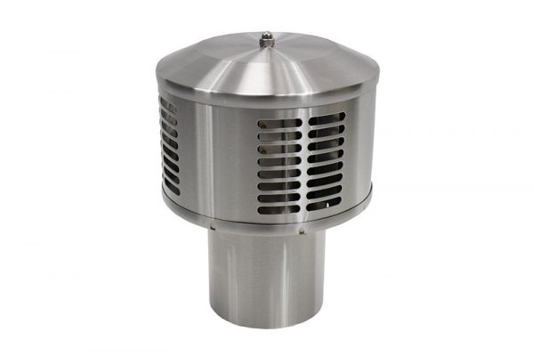 Stainless Steel DP Exhaust Cap
